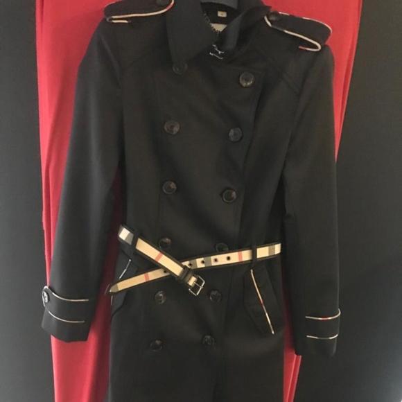 Burberry Jackets & Blazers - BURBERRY WOMEN CASUAL COTTON JACKET